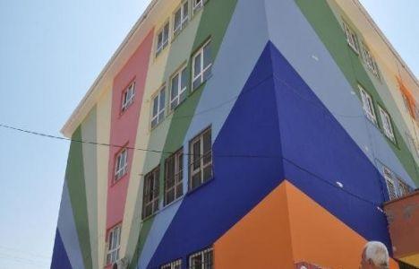Milli Eğitim Bakanlığı okulları renklendiriyor!