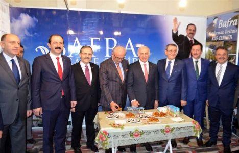 Bafra Belediyesi Samsun İnşaat Fuarı'nda!
