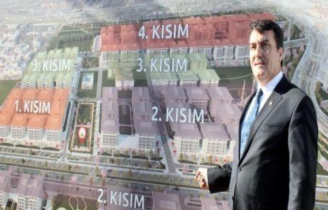 Osmangazi'de plansız yapılaşmadan dolayı arazi sıkıntısı var!