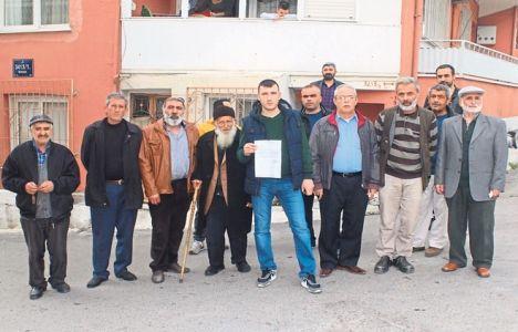 İzmir Ferahlı mahallesinde istimlak isyanı!
