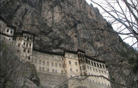 Trabzon Sümela Manastırı restore ediliyor!