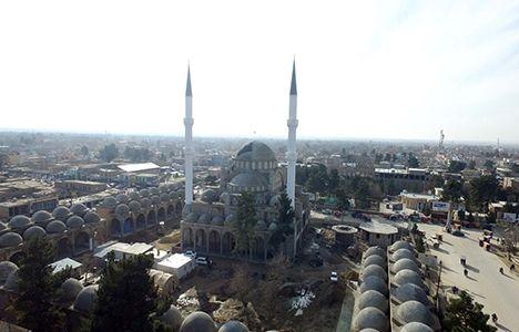 TİKA, Afganistan'da Osmanlı mimarisinde cami inşa edecek!