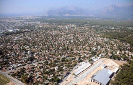 Antalya Kepezaltı ve Santral'de dönüşüm tahliyesi başladı!