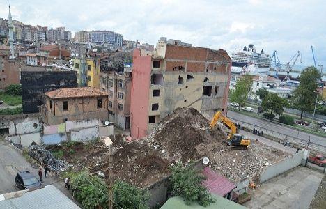 Trabzon Çömlekçi kentsel dönüşümde son durum!