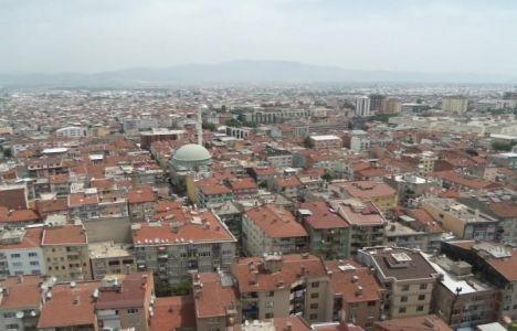 Bursa Osmangazi'de deprem riski taşıyan yapılar dönüşecek!