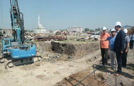 TOKİ Adana Ceyhan Konutları'nın inşaatı başladı!