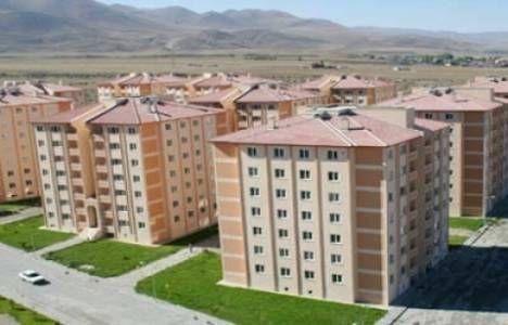 TOKİ Trabzon Araklı Konutları kente kazandırıldı!