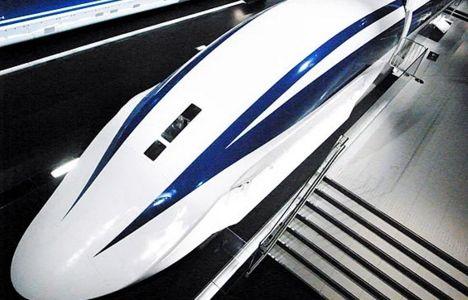 Güney Kore'nin ilk manyetik raylı treni hizmet vermeye başladı!