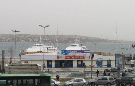 Kabataş'ta çözüm Fındıklı'ya iskele kurulması!