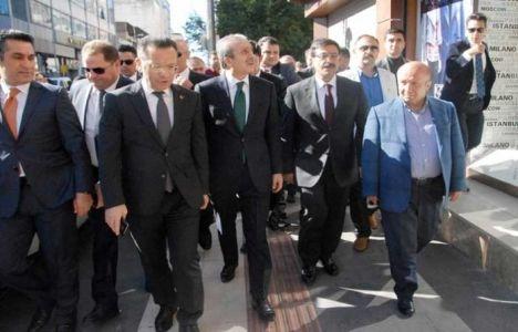 Mehdi Eker: Diyarbakır'da 5 bin eve ihtiyaç var!