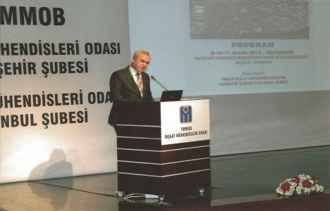 İMO Eskişehir Şubesi Başkanı Bülent Erkul oldu!