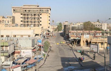 Irak yeniden imar edilecek!