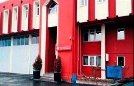 Ankara Gölbaşı İtfaiye İstasyonu yeni yüzüne kavuştu!