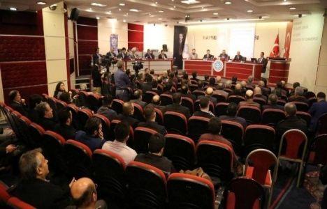 Memduh Büyükkılıç'tan kentsel dönüşüm semineri!