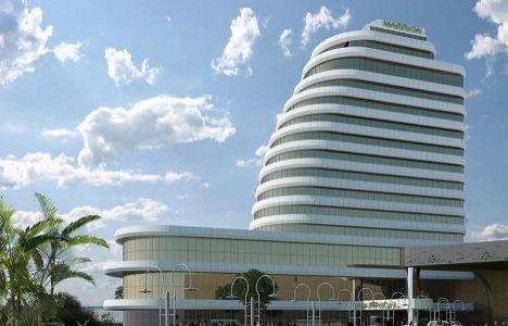 Bursa İnegöl'ün ilk 5 yıldızlı oteli Marrion hizmete açıldı!