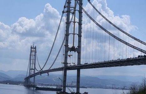 Osman Gazi Köprüsü'nün geçiş ücreti TBMM'de!