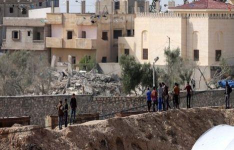 Gazze'de 41 evin inşaası tamamlandı!