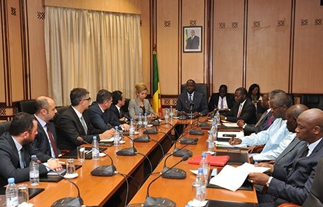 DM Yatırım İnşaat Senegal'de iki dev projeye imza attı!