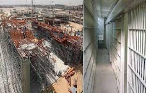 Mısır'da hapishane inşaatında artış yaşanıyor!