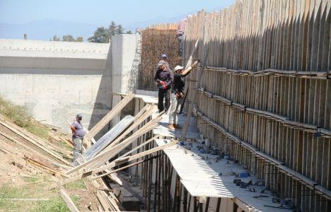 Hatay Uluçınar Köprüsü'nün inşaatı başladı!