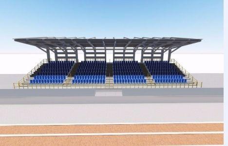 Çanakkale Ezine'ye FIFA standartlarında stadyum!
