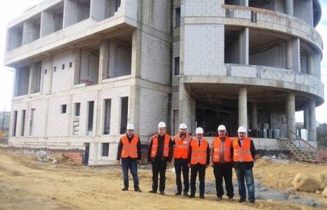Yalova Altınova Devlet Hastanesi 2016 sonunda açılacak!