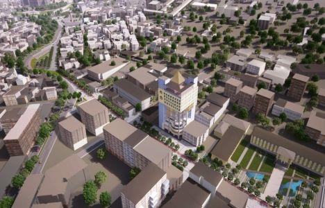 Kahramanmaraş kent merkezi AVM'ye dönüşüyor!