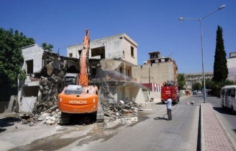 Adıyaman'da evler kamulaştırılarak yıkılıyor!