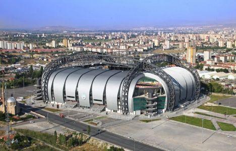 Kayseri Kadir Has Stadı yenilendi!