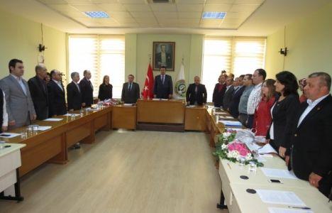 Malkara Belediye Meclisi'nin Temmuz toplantısında imar görüşüldü!