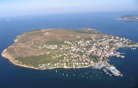 Adalar'da icradan 7.9 milyon TL'ye satılık köşk