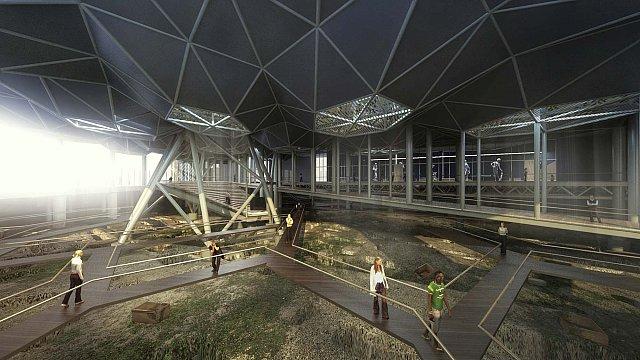 Antalya Nekropol Alanı Modern Sanatlar Müzesi Yarışmayla Yapılıyor
