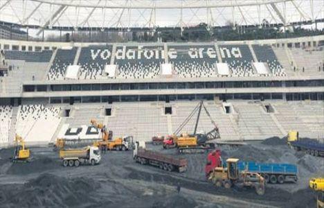 Vodafone Arena'da iki açılış gerçekleşecek!
