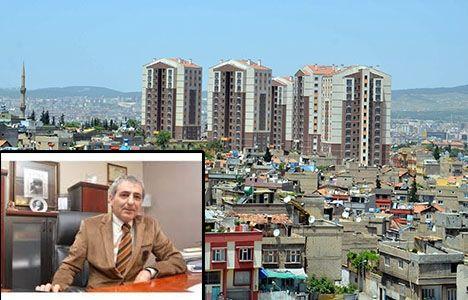 Osman Mumcu: Kentsel dönüşüm işbirliğiyle yapılmalı!