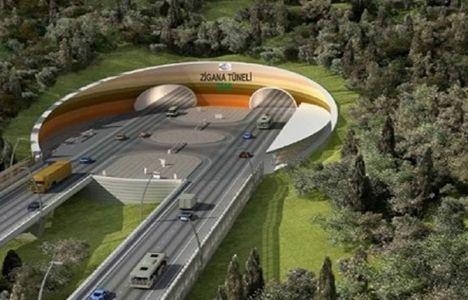 Zigana Tüneli'nin yapımına başlanıldı!