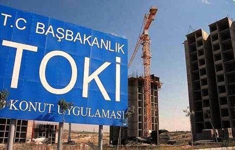 TOKİ, 3 ildeki bakım ve akaryakıt istasyon arsalarını satıyor!