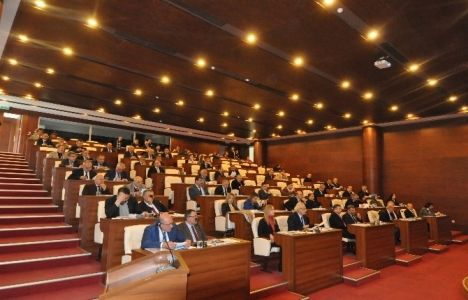 Trabzon Ortahisar Belediye Meclisi'nde imar konuşuldu!