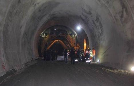 Ovit Tüneli'nde sona gelindi!