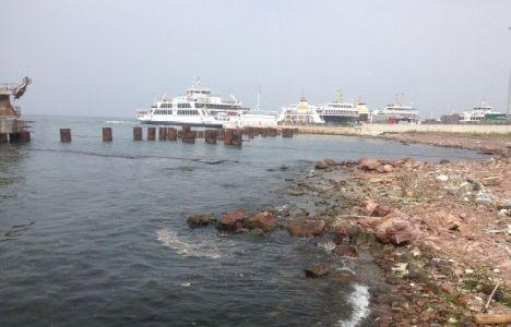 Yalova'ya Ro-Ro projesi için liman yapılacak!