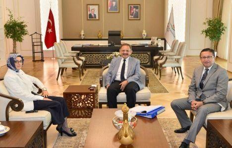 Veysel Tiryaki Altındağ'daki kentsel dönüşümü anlattı!