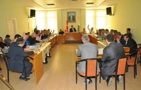 Malkara Belediye Meclisi imarı görüştü!