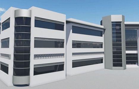 Konya Selçuk'a yeni İİBF binası inşa ediliyor!