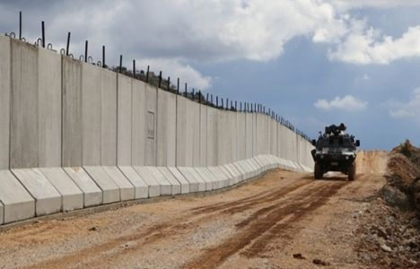 TOKİ Türk Seddi'nin inşasına devam ediyor!