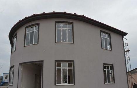 Hendek Belediyesi yeni idari bina inşaatında sona gelindi!