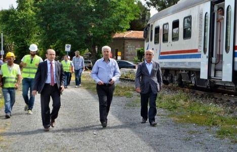 Aydın Söke Tren Garı Projesi başladı!