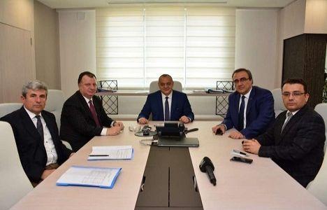 Alaşehir'e oto terminali ve gençlik merkezi inşa edilecek!