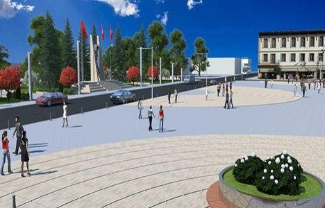 Kastamonu Taşköprü'ye 3 dev proje!
