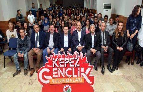 Hakan Tütüncü: Kepez'e devlet üniversitesi kurulması için çalışıyoruz!