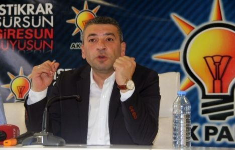 Hasan Ali Tütüncü: Giresun imar felaketiyle karşı karşıya!