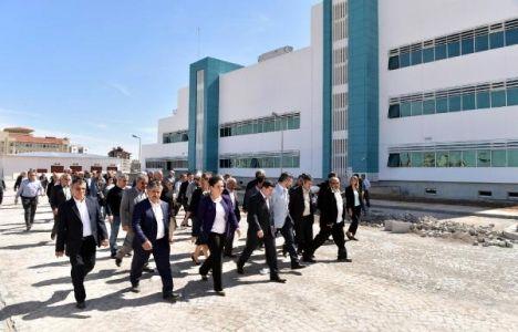 Kepez Devlet Hastanesi tanıtıldı!